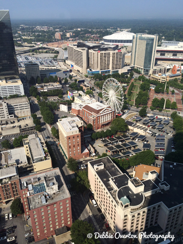 Downtown Atlanta Sky View